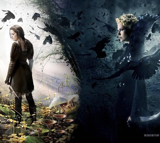 Blog De La Tele: Kristen Stewart: Nuevo Poster De Blanca