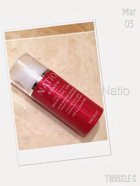 [SKIN] 熟肌產品初接觸 NATIO 全效修護抗皺系列