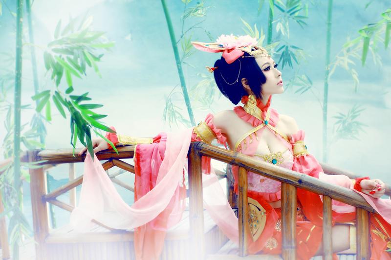 Võ Lâm Truyền Kỳ 3: Nữ hiệp Thất Tú gợi cảm cùng nước - Ảnh 2