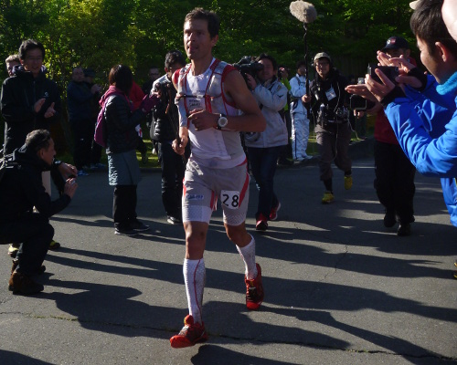 Julien Chorier選手