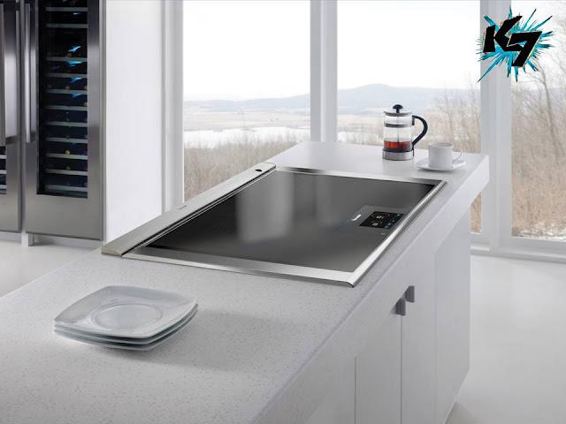 modular kitchen, kitchen hobs