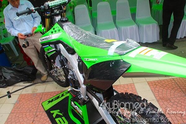 Motocross KLX 250