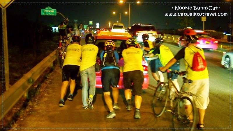 1000trip Night Ride