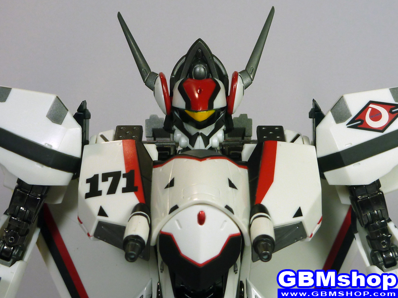 Macross Frontier VF-171 Nightmare Plus Henry Gilliam Battroid Mode