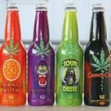 Canna Cola, Minuman Soda Ganja