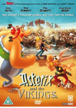 Phim Asterix Chống Hải Tặc - Asterix And The Vikings