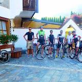 Rennrad - Tag 6 Abschluss Tag der Woche