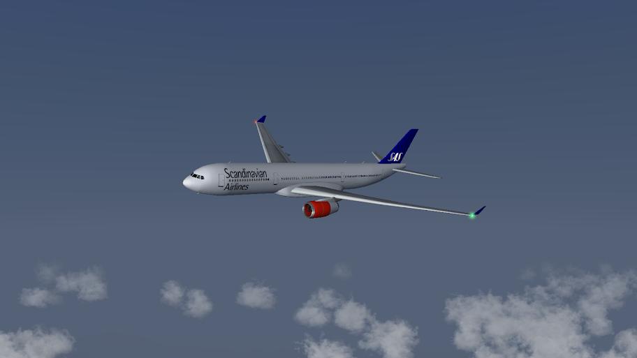 FlightGear forum • View topic - A330-200 SAS Livery
