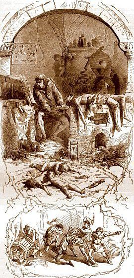 Gilles de Rais é conhecido como um dos precursores da ideia de assassino em série moderno.