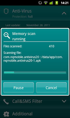 Kaspersky Mobile Security v9.10.136 for Android Apps