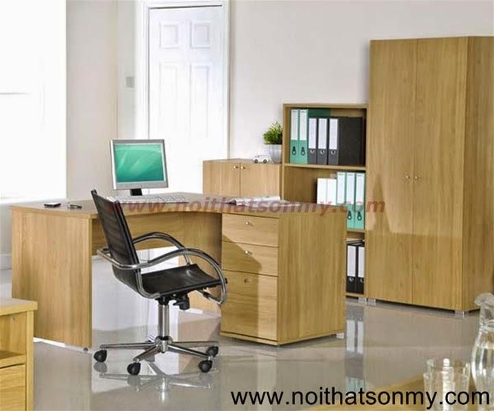 Phòng làm việc đơn giản 32