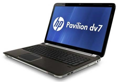 hpDV7 4 03 HP Pavilion dv7 6b02eg Review and Specifications