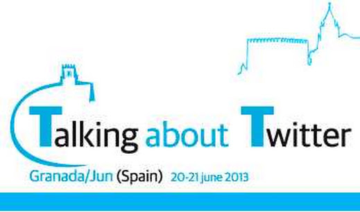 Portal web evento Talking About Twitter