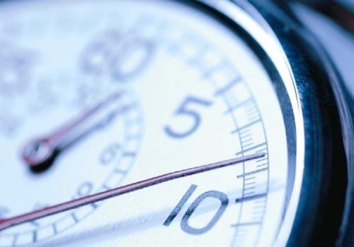 tiempo oficial vs tiempo neto