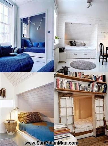 5 cách khắc phục phòng ngủ chật hẹp-2