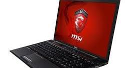 MSI GE60 0NC Notebook Elantech Multi Touchpad Treiber