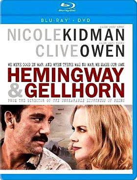 Filme Poster Hemingway & Gellhorn BDRip XviD Dual Audio & RMVB Dublado