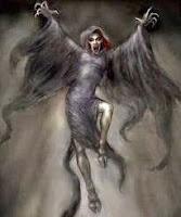 Στην ελληνική μυθολογία η Έμπουσα ήταν ένα φάντασμα  που έστελνε η Εκάτη ως προάγγελο δυστυχιών.