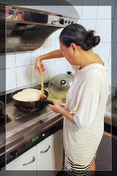 2011 + 0723 跟媽咪一起包 頂極素食粽子