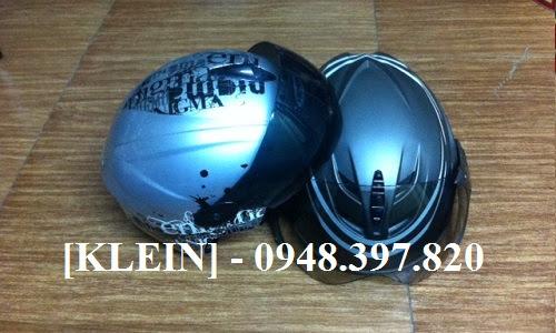 KLEIN Nón Bảo Hiểm ANDES, Mũ Bảo Hiểm Nón Sơn chính hãng New 98-99% Hàng Xịn giá Good - 18