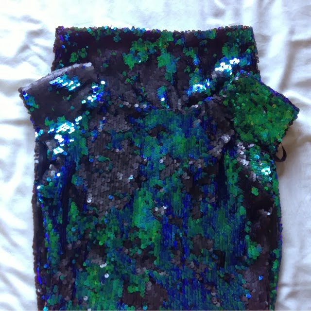 Sammi Jackson - Blogger Bits / AX Paris Sequin Dress