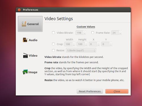 Format Junkie 1.07 su Ubuntu
