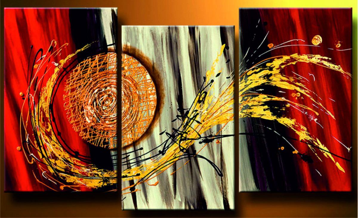 Cuadros imagenes abstractas imagui for Imagenes cuadros abstractos tripticos modernos