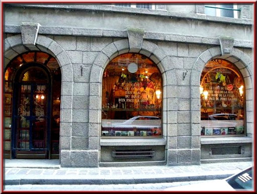St Malo le café du bout