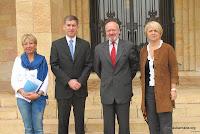 Au Consulat général de France à Jérusalem