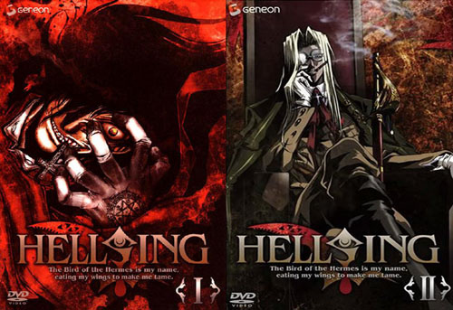 Hellsing Ultimate OVA
