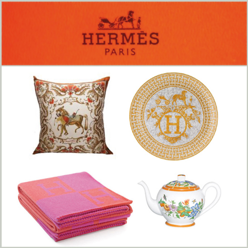 HOME COLLECTION - HERMES - PARIS