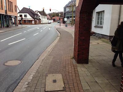 Radweg Bahnhofstraße 98 in Osterholz-Scharmbeck