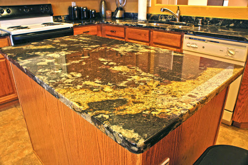 Beauiful granite counter tops by Gilbert Realtors - Selling my Gilbert AZ home