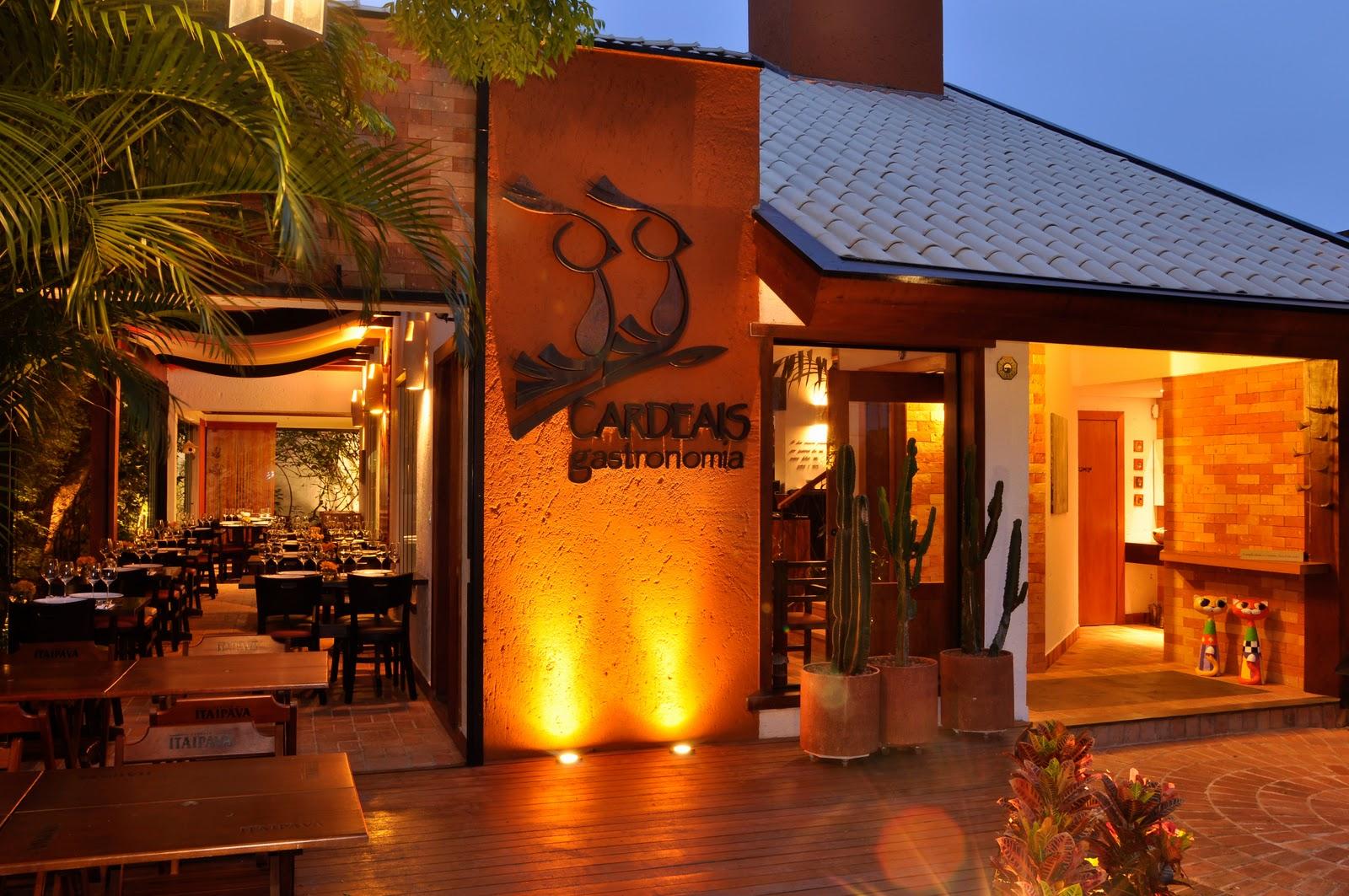 Guia do lugarzinho cardeais gastronomia for Fachada para restaurante