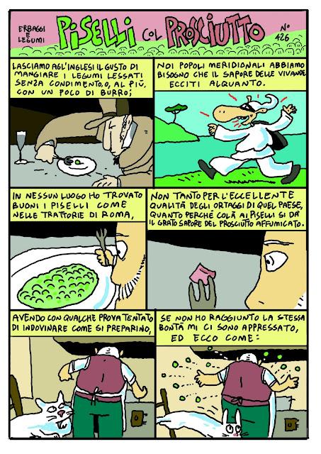 l'artusi illustrato: pellegrino artusi a fumetti.