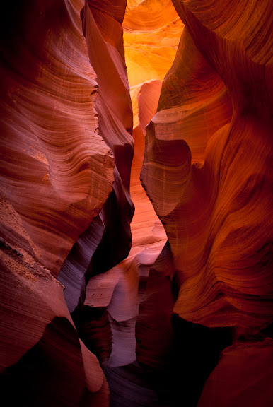 Great American Road Trip, cz.11 -- Antelope Canyon..
