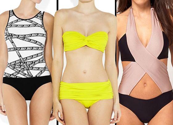Kupaći kostimi koji najbolje odgovaraju vašoj figuri