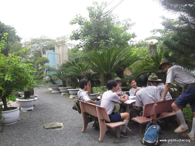 GDPT Duc Hai, gdptduchai, Trại Tự Trị Đoàn Thanh Nam   10/2011