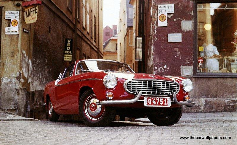 Volvo P1800 - 1966