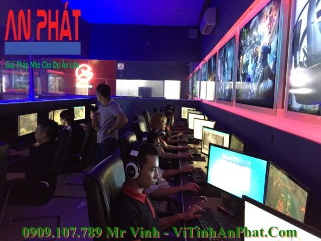 Lap Dat Phong Cyber game