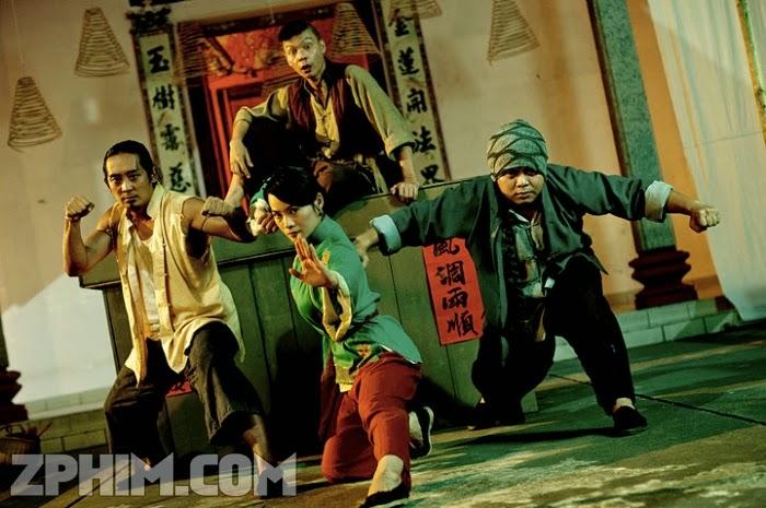 Ảnh trong phim Chiến Binh Phố Petaling - Petaling Street Warriors 1