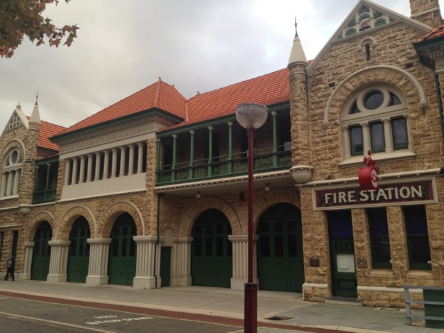 Perth Fire Station