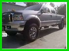 2006 Ford F-350 Turbo 6L V8 32V 4WD Keyless Entry CD Tow Hitch Silver