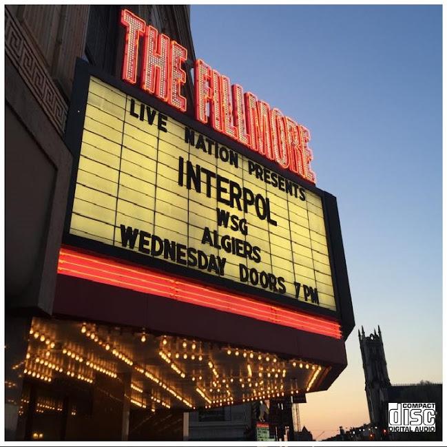 Interpol - The Fillmore, Detroit, 13 May 2015 - Guitars101 - Guitar