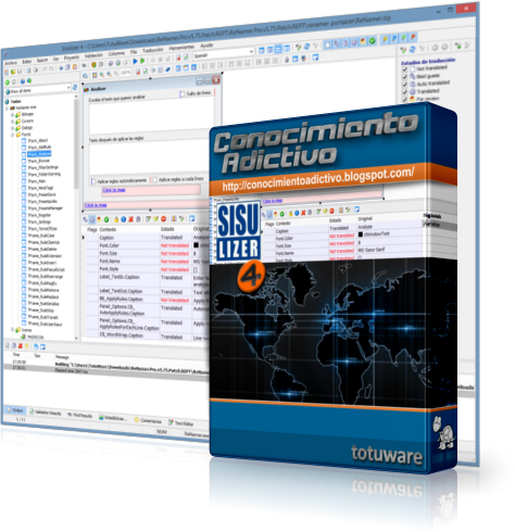 4 Enterprise v4.0.350 Multilingual Sisulizer - Locate and translate your applications without compromising the code