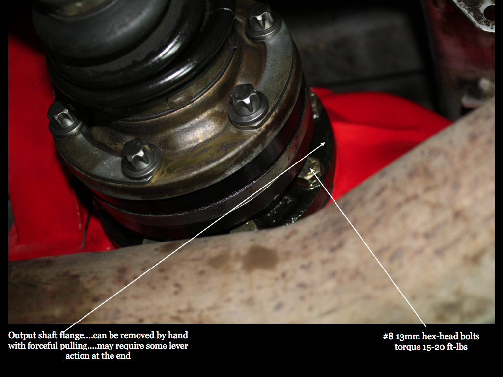 Diy Rear Differential Side Axle Seal Replacement With Pics Bmw M5 Forum And M6 Forums