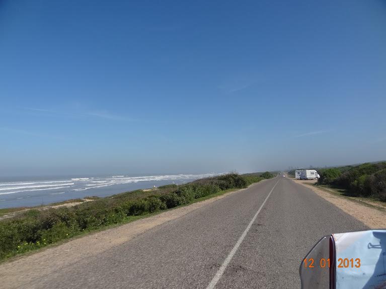 marrocos - Marrocos e Mauritãnia a Queimar Pneu e Gasolina DSC05379
