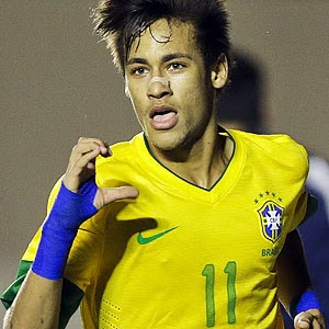 Who is Neymar Official Fan Page?