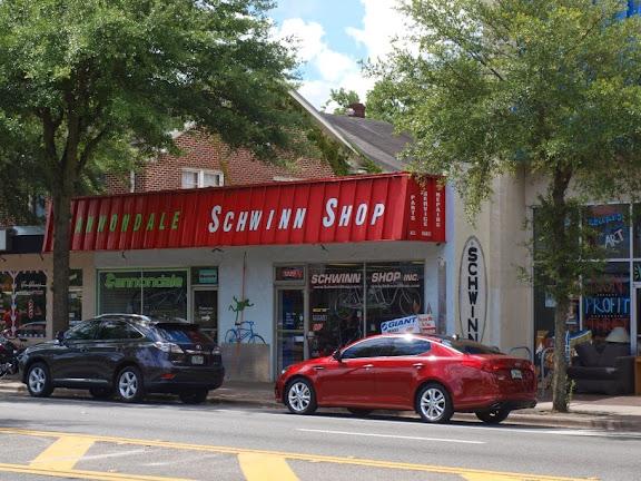 Schwinn Shop