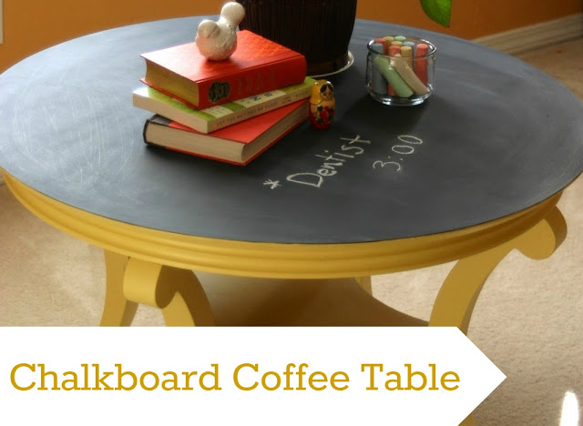 Chalkboard Coffee Table Icon